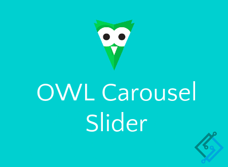 How to add OWL Carousel slider in HTML