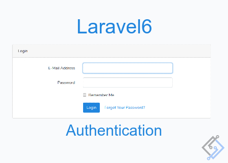 How to create and customise login in Laravel6