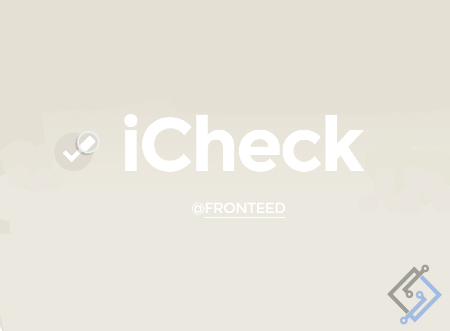 iCheck - Beautiful and customizable checkboxes and radio buttons jQuery plugin